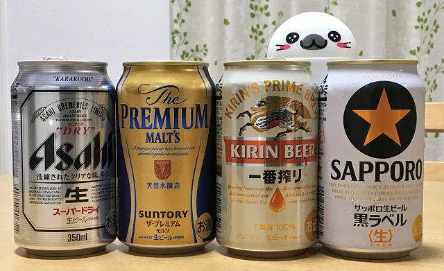Bia Nhật Bản tại Việt Nam có giá bao nhiêu?