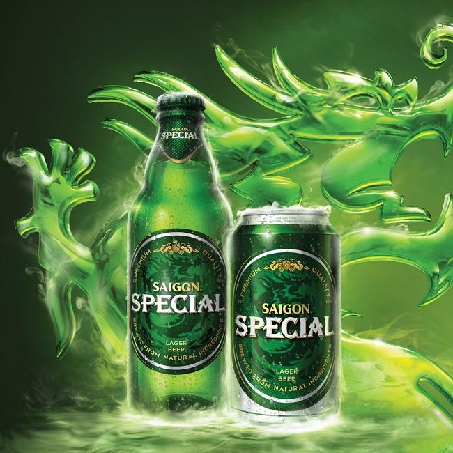 Bia Sài Gòn - tình yêu đích thực