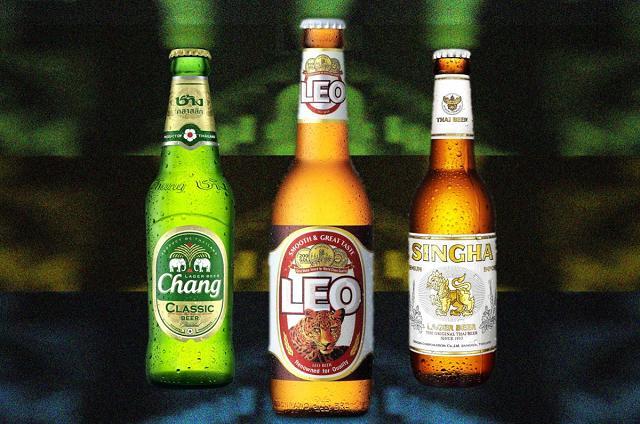 Bia Thái Lan - nét đẹp từ chất bia xứ chùa Vàng