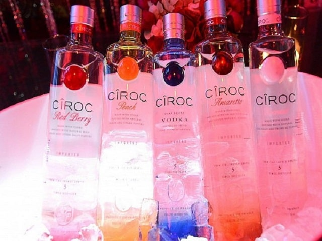 Bối cảnh ra đời của Vodka Ciroc