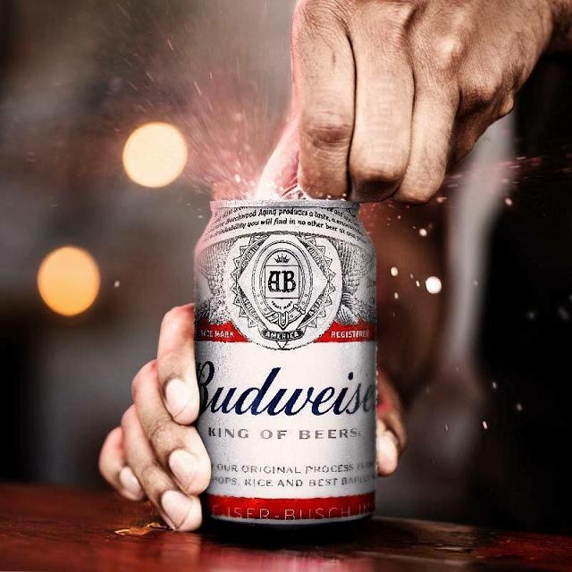 Budweiser thương hiệu bia Mỹ số 1 thế giới