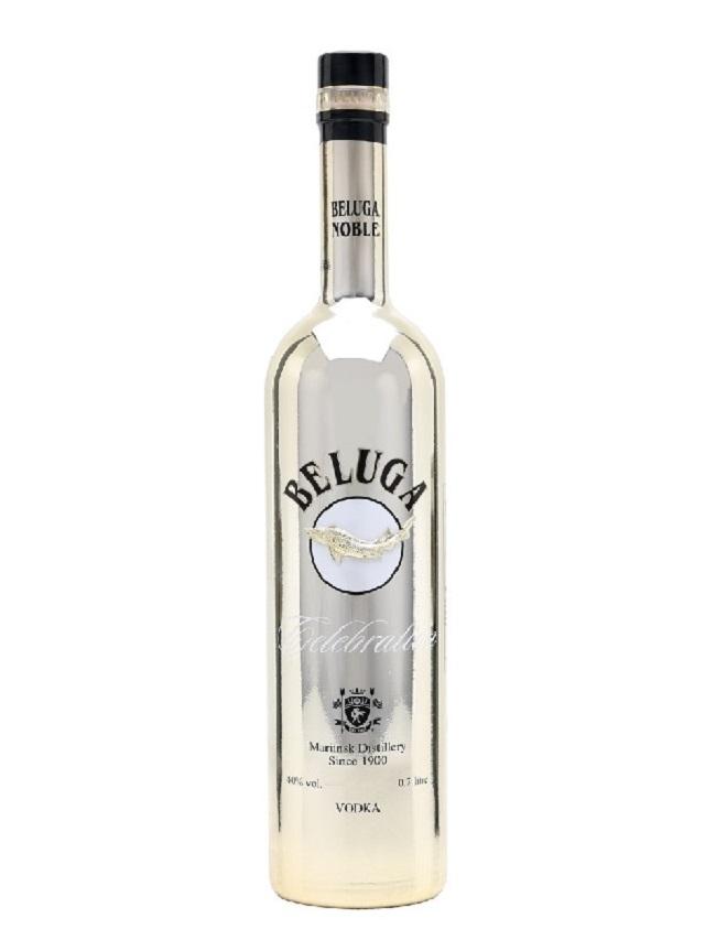 Cảm hứng tên gọi cho một ly Vodka Beluga truyền thống