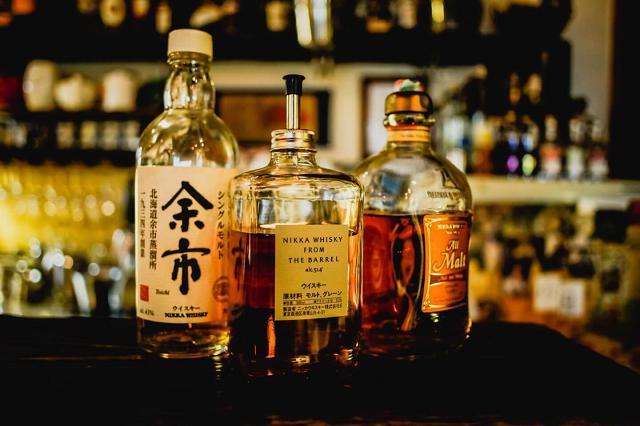 Các dòng Whisky nổi tiếng của Nhật