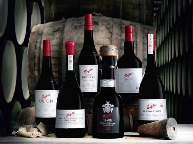 Các sản phẩm rượu ngoại được cung cấp bởi Passiwine - Quà tặng tinh tuý