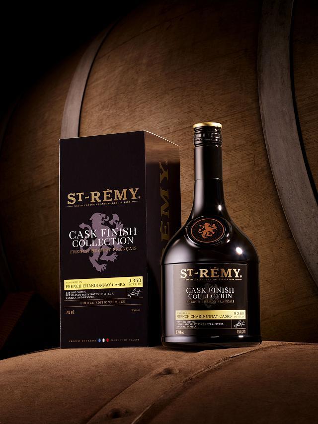 Chất lượng rượu St Remy được khẳng định tại Quà Tặng Tinh Túy