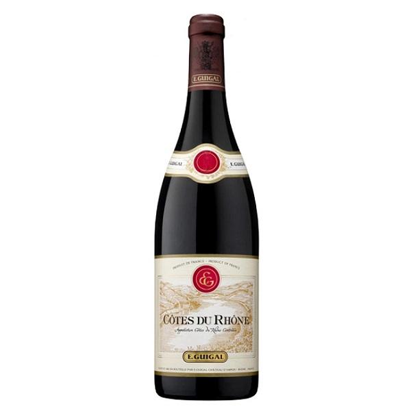 Côtes du Rhône Rouge nàng thơ Pháp với mang vẻ đẹp dịu dàng và ấm áp