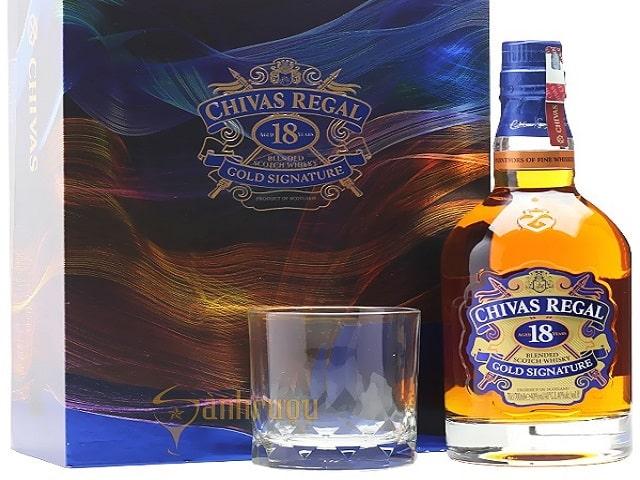 Đặc điểm của rượu Chivas Regal 19 không phải ai cũng biết