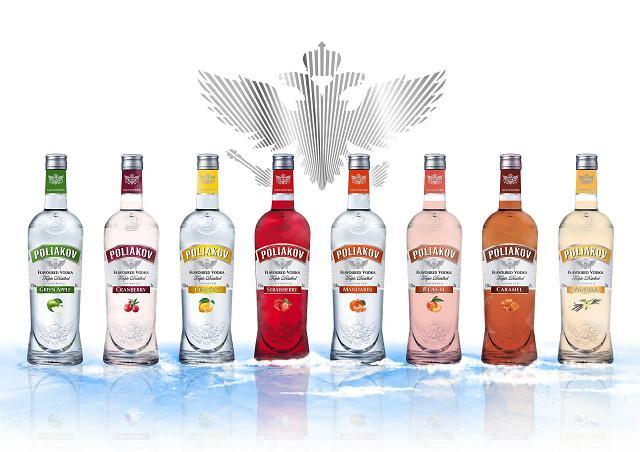 Dòng Vodka mùi ra đời đem đến nhiều sự lựa chọn hơn cho khách hàng