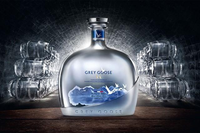 Dòng sản phẩm Grey Goose VX