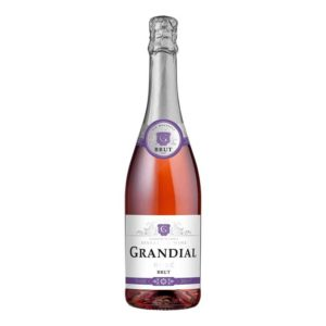 GRANDIAL Rose Sparkling hương vị rượu ngon dành tặng bạn hiền