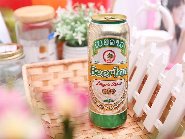 Giá của beer Lào trên thị trường hiện nay