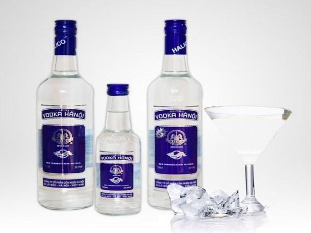 Halico có những dòng Vodka nổi bật nào?