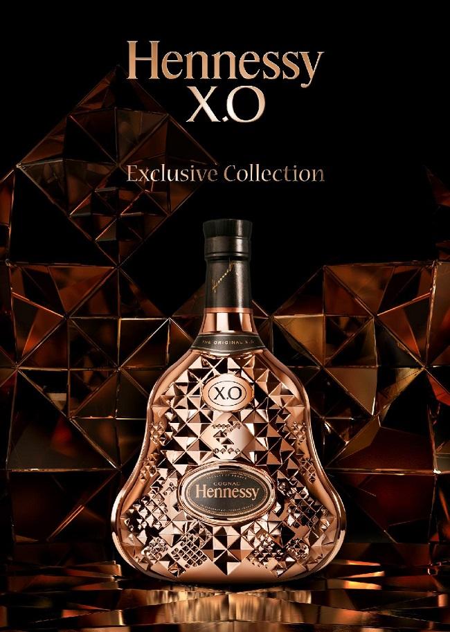 Hennessy XO Exclusive Collection 2014 phiên bản giới hạn hương vị khó quên