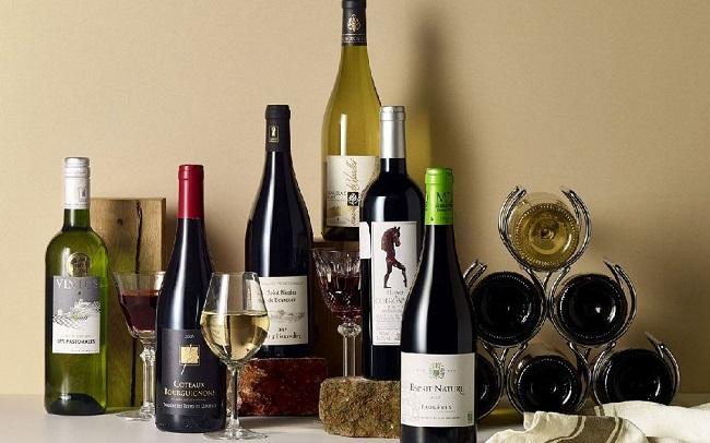 Hương vị dịu dàng và nhẹ nhàng của rượu vang Pháp