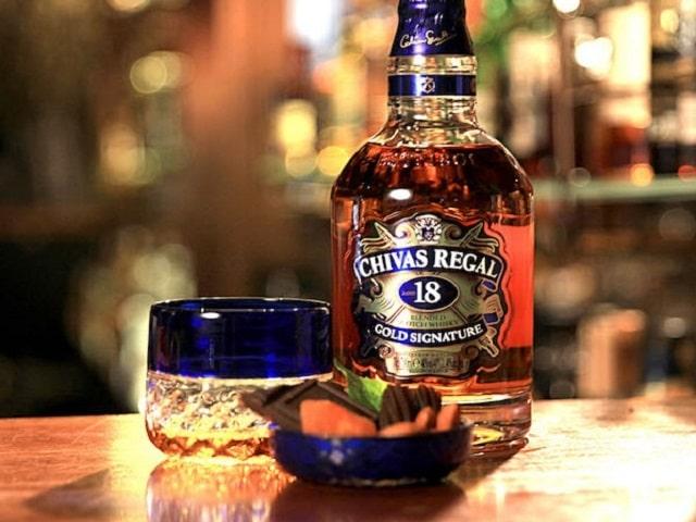 Hương vị đặc biệt của dòng rượu whisky pha chế đến từ Scotland