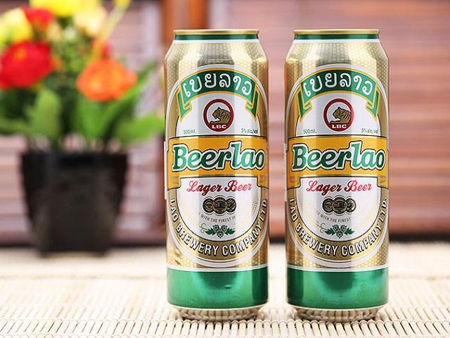 Hương vị độc đáo mà beer Lào đem lại