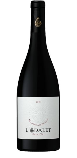 rượu vang pháp L'Odalet vùng Pay D'oc