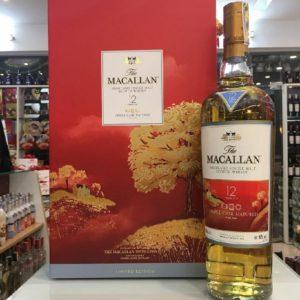 Macallan 12 Năm Triple Cask hương vị độc đáo khó quên