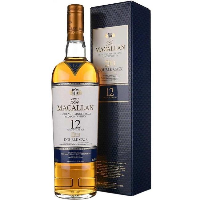 Macallan 12 năm tuyệt tác đến từ thảo nguyên bao la