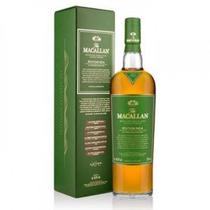 Macallan Edition No.4 phiên bản giới hạn hương vị đỉnh cao