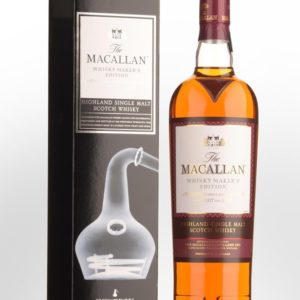 Macallan Whisky Maker's Edition trong The 1824 Collection