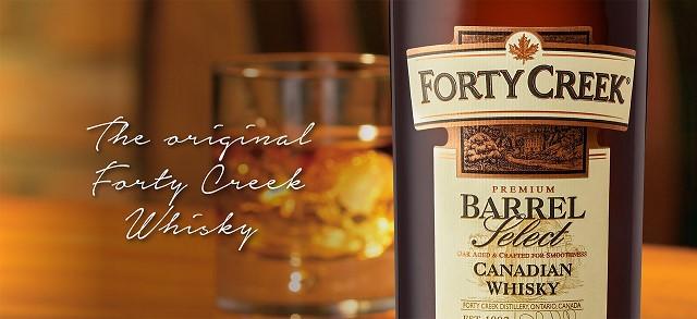 Một ly Forty Creek sẽ khiến bạn thăng hoa trong cảm xúc