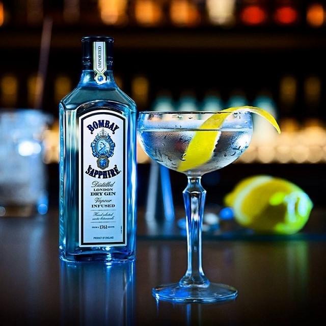 Một ly cocktail rượu Gin có làm bạn thích thú hơn ?