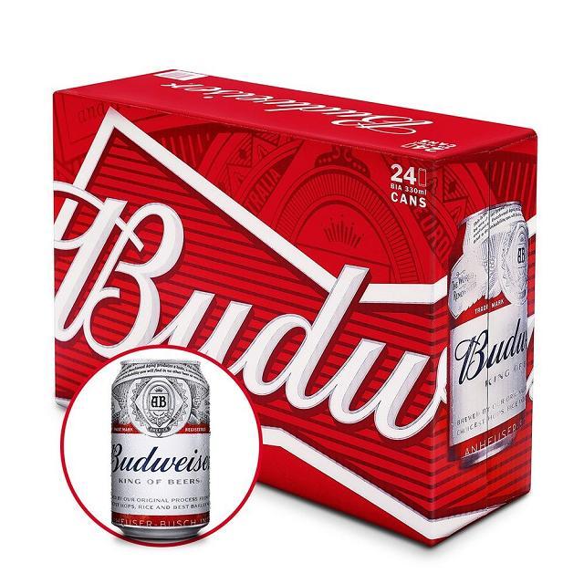 Một thùng bia thương hiệu Mỹ thường có giá dao động bao nhiêu?