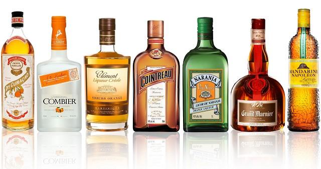 Những cái tên xuất sắc của Liqueur trên thế giới