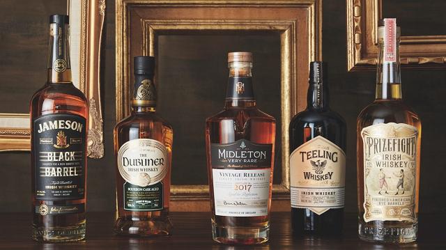 Những chai whisky Ireland chất lượng đều phải trải qua 3 giai đoạn chưng cất hoàn hảo