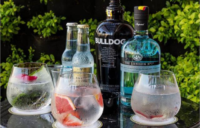 Những ly Cocktail rượu Gin nơi bắt nguồn của những câu chuyện thú vị