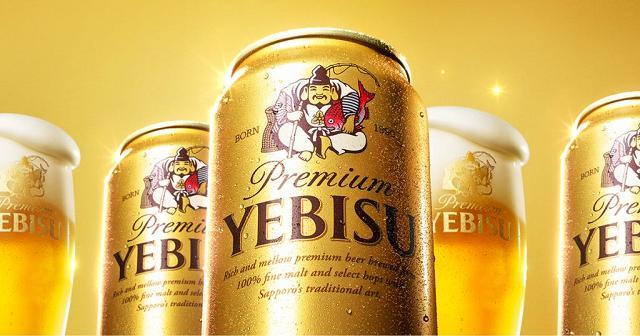 Những ly bia Nhật Bản chất lượng và hào nhoáng