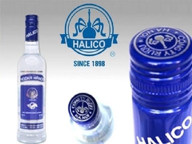 Phân khúc giá của Vodka từ Halico trên thị trường hiện nay