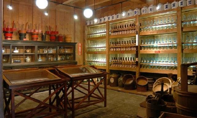 Quy trình sản xuất rượu Beluga