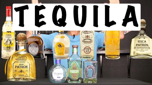Rượu Tequila là gì?