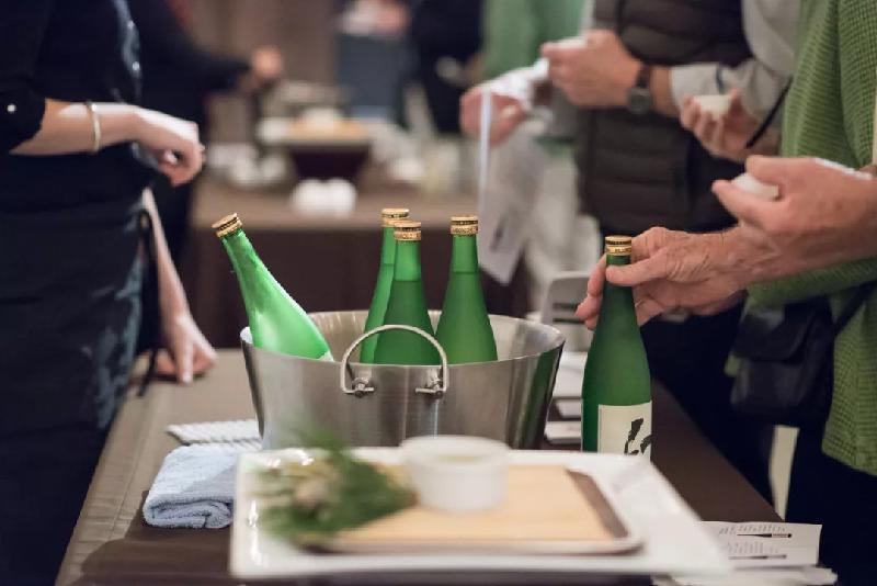 Rượu Nhật Bản kết tinh từ những điều tự nhiên nhất