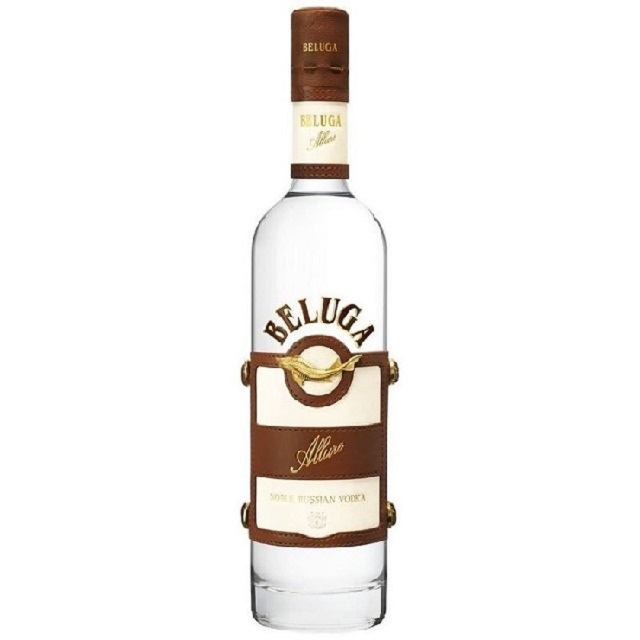 Rượu Beluga giá bao nhiêu?