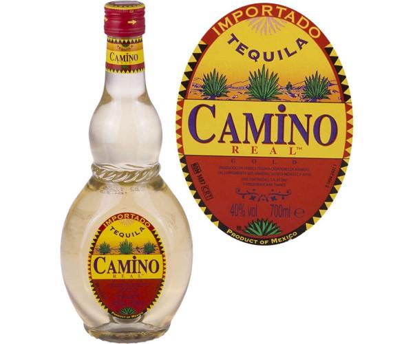 Rượu Camino Real Gold Tequila nồng nàn hương thơm quyến rũ