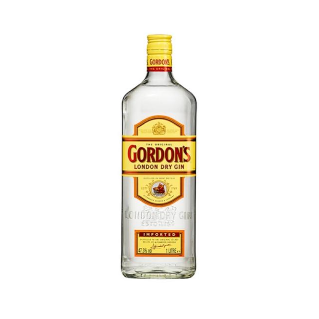 Rượu Gin Gordon's London Dry sự tuyệt vời vươn tầm quốc tế