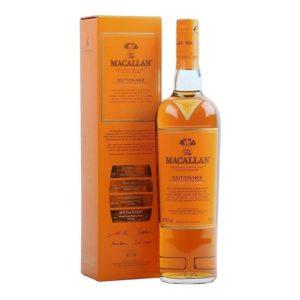 Rượu Macallan Edition No.2 phiên bản giới hạn