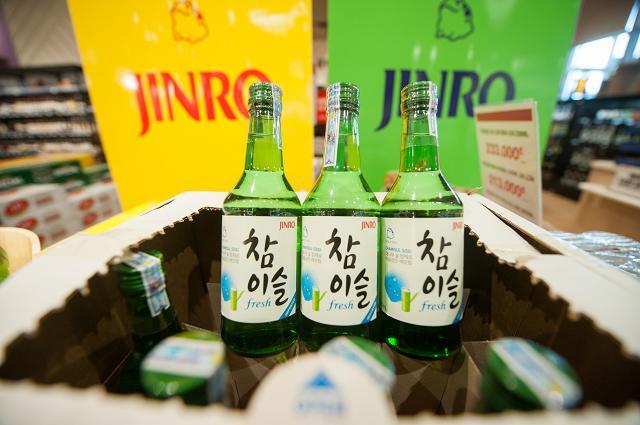 Rượu Sochu - thức uống quốc dân của người dân Hàn Quốc