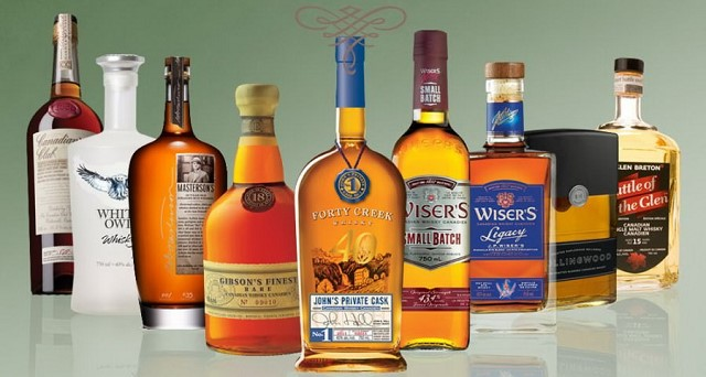 Rượu Whisky Canada - thứ thuốc thần kỳ biến sự nhàm chán trở nên thú vị hơn
