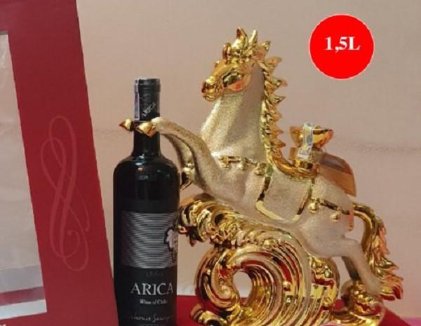 Rượu hình ngựa - Mã đáo thành công