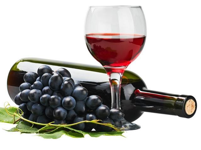 Rượu nho với hương vị đặc trưng quen thuộc
