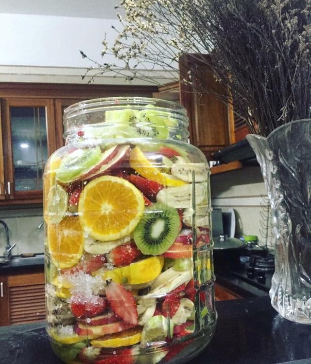 Rượu trái cây tổng hợp