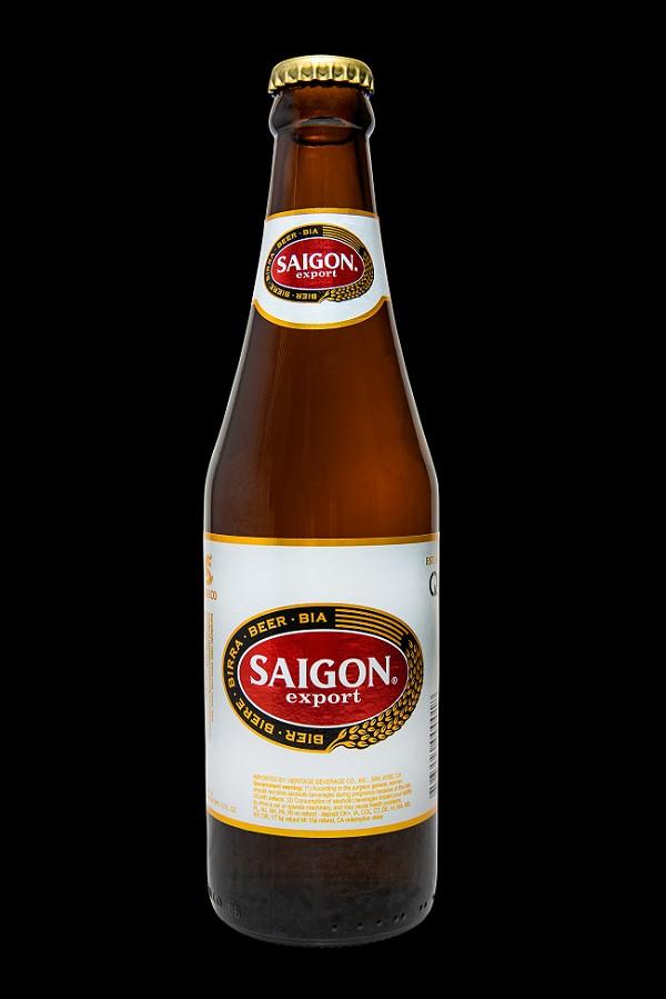 Saigon Export đậm đà hương vị truyền thống
