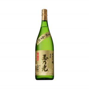 Sake Tamanohikari Junmai Ginjo Tokusen 1800ml - 720ml - phong vị Nhật Bản