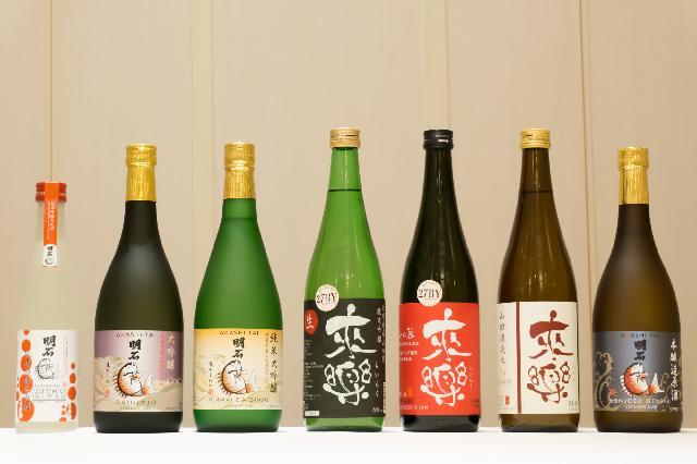 Sake được phân loại dựa vào cấp độ