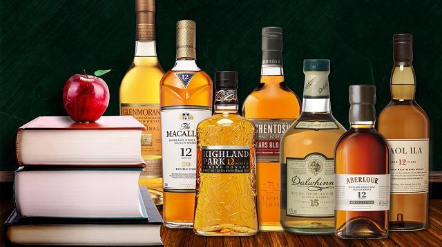 Sự khác biệt làm nên hai dòng rượu Whisky đặc biệt của Scotland