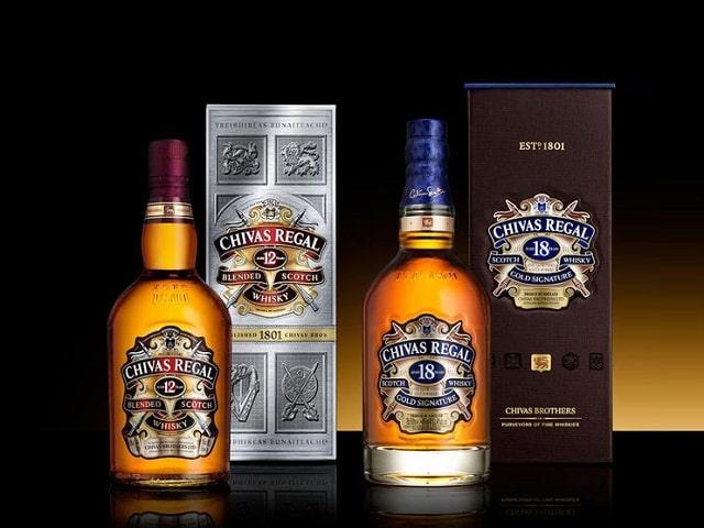Sự phát triển của Chivas 18 - Dòng rượu chứa trọn linh hồn đẹp đẽ của Scotland